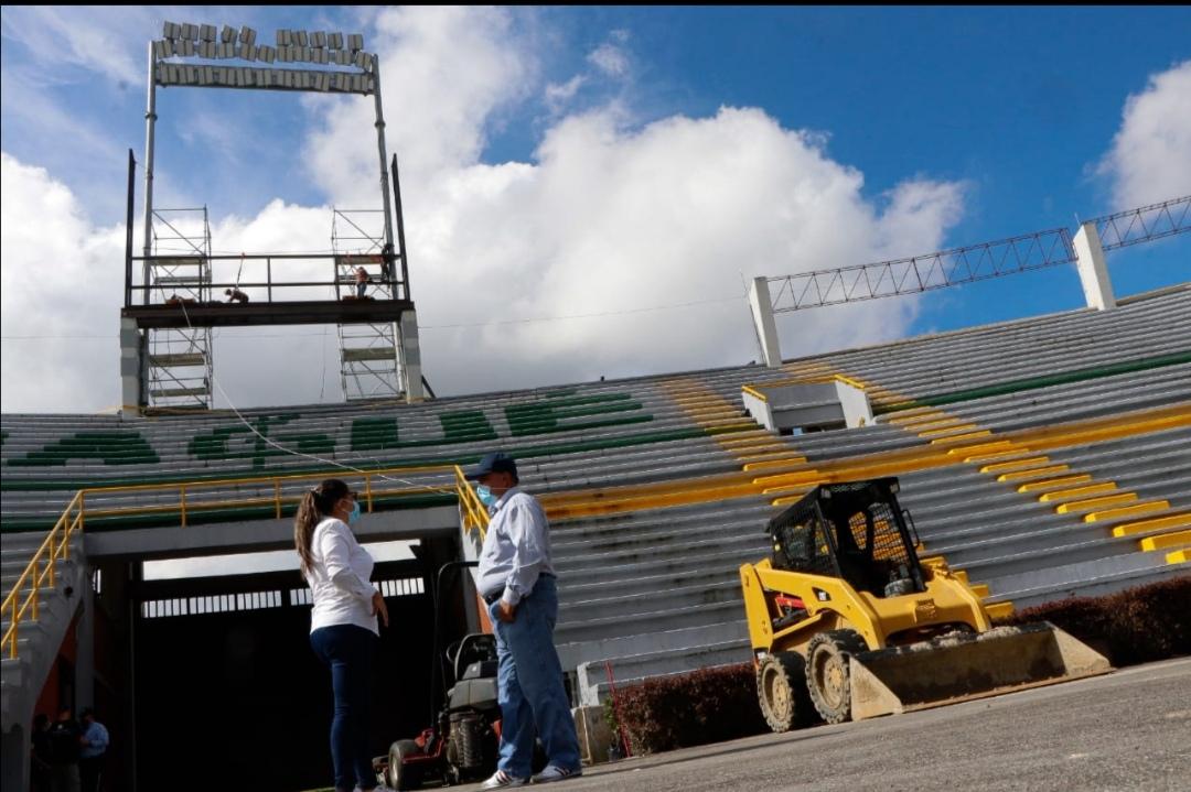 Estadio Murillo Toro tendrá pantalla gigante y sonido nuevo. 1