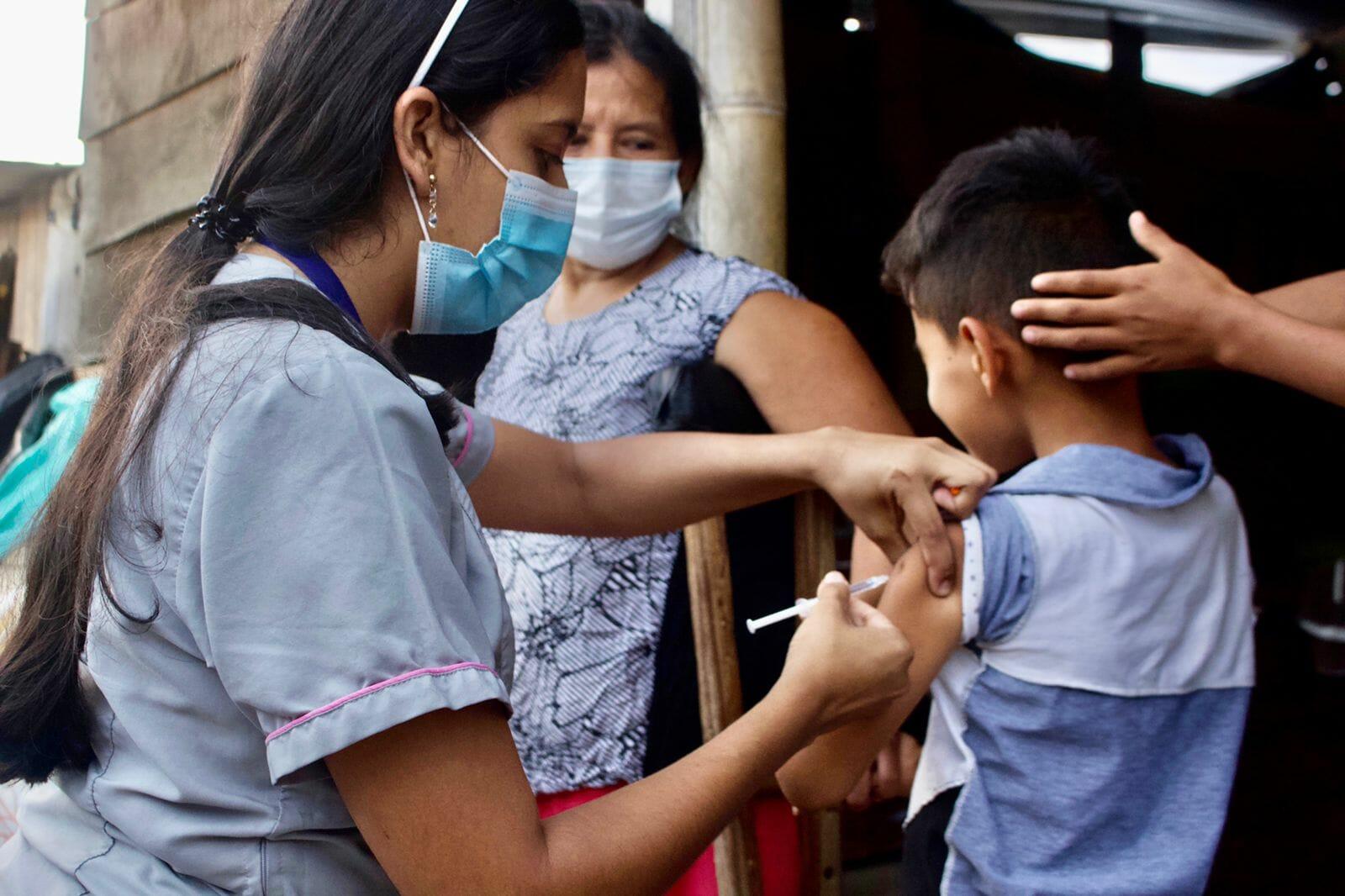 Póngase al día con la Vacuna contra el sarampión y rubéola en Ibagué. 1