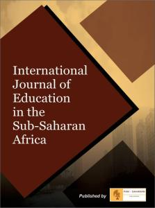 International Journal of Education in the Sub-Saharan Africa (IJESSA)