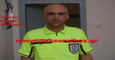 Φώτο αγώνα ΝΙΓΡΙΤΑ - ΧΕΙΜΑΡΟΣ 2-0