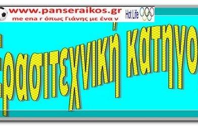 Πρόγραμμα αγώνων Β ΕΠΣ Χαλκιδικής 2019-20