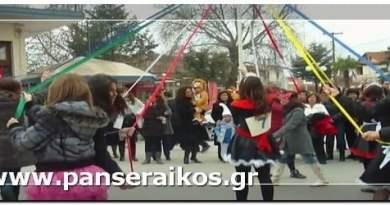 Γαϊτανάκι_ Καρναβαλική παρέλαση στη Νιγρίτα