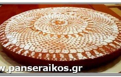 Φανουρόπιτα της κ. Αθηνάς Τερζάκη