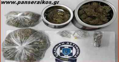 Συνελήφθησαν στις Σέρρες _ Σύλληψη για κάνναβη_Μηνιαία δραστηριότητα _ Σύλληψη στις Σέρρες για ναρκωτικά