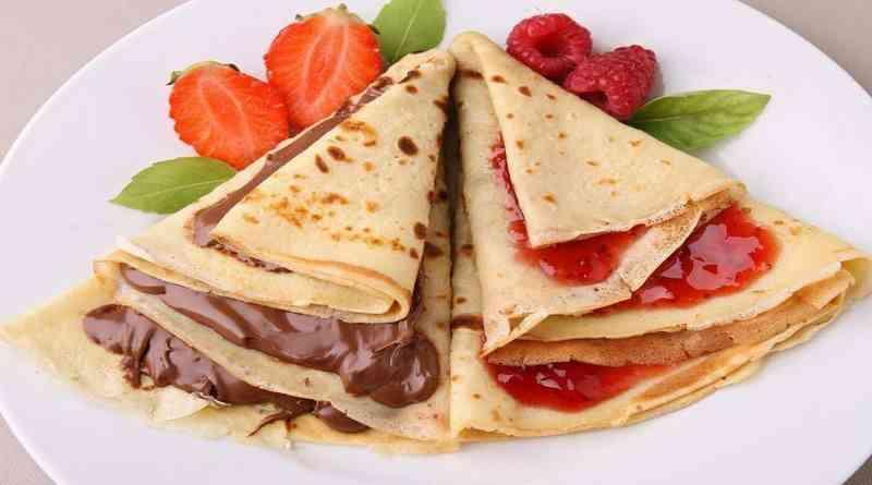 Νόστιμη και εύκολη συνταγή για κρέπες