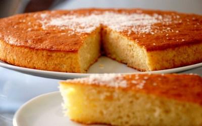 Base de bizcocho sin gluten: algunas opciones además de las obvias