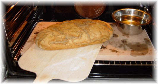¿Cómo de hace pan sin gluten?: Parte 4: El horneado