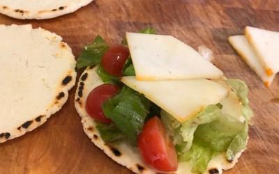 Tortitas mexicanas para tacos