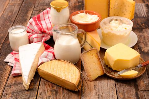 Como sustituir los lácteos en tus recetas