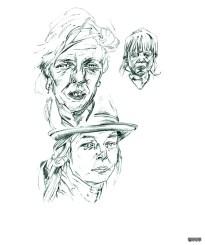 Portraits (graphite-5)