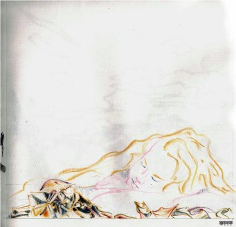 Sommeil (crayons)