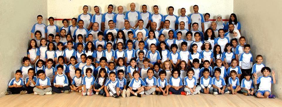 ElBorolossy Squash Academy