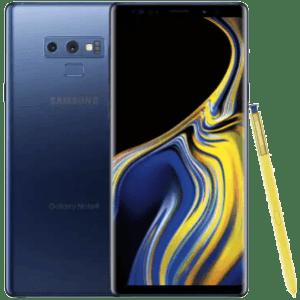 Naprawa wymiana Szybki Serwis Samsung Note 9