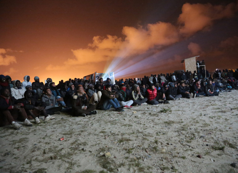 Outdoorcinema_Calais