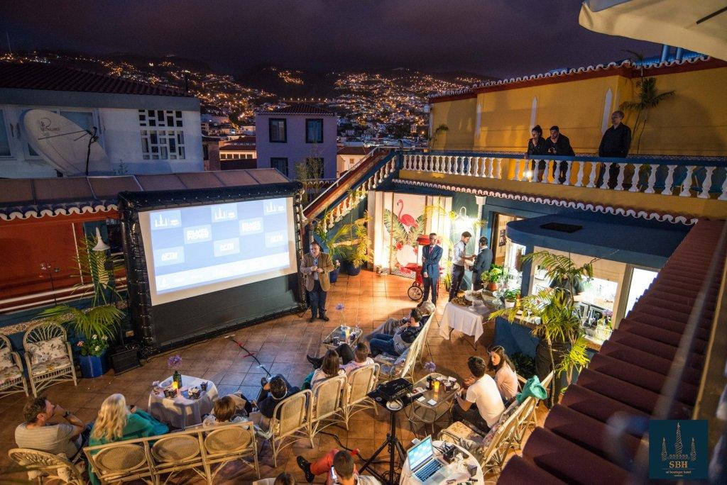 AIRSCREEN nano en Madeira en Se Botique Hotel