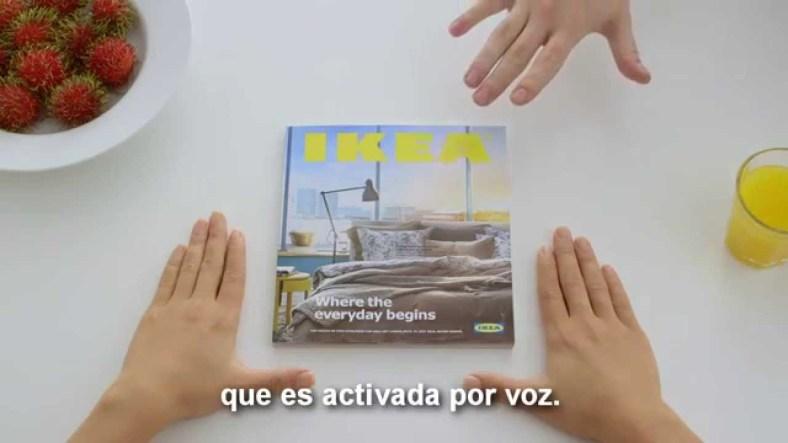 Ikea i l'experiència del seu catàleg llibre-llibre