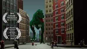 Lego, adventure in the city