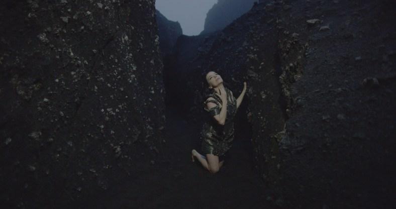 Volcans i Björk: Black Lake
