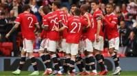 Manchester United Gilas Everton 4-0