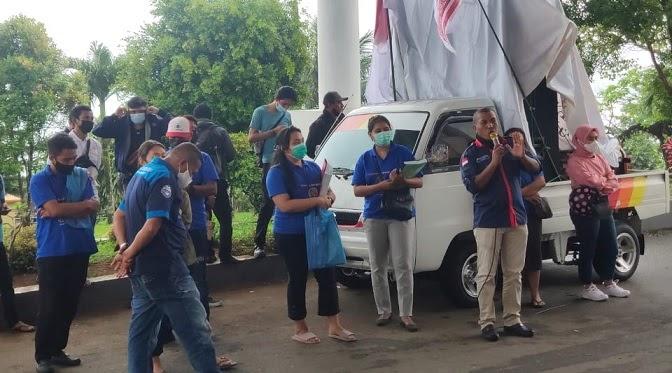 Eks Karyawan The Natsepa dan Imperial In Minta Dukungan DPRD Maluku