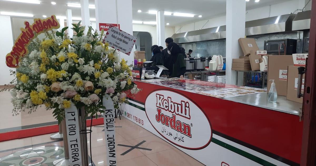 Buka Cabang ke Tujuh di Bekasi, Pemilik Kuliner Kebab Jordan : Saya ingin Memberi Sinyal kepada Seluruh Pengusaha Bisnis Kuliner