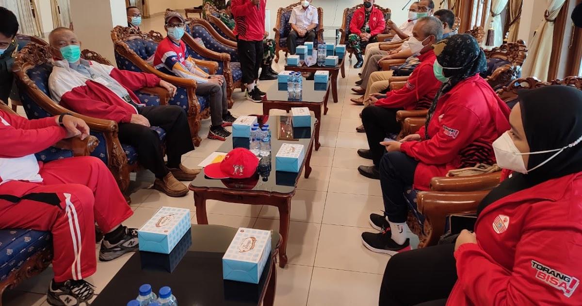 FASI DKI Dilepas Ketua Umum KONI DKI, Targetkan Prestasi Terbang Tinggi di PON Papua