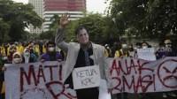 Aksi Demo Mahasiswa dari BEM SI di Gedung KPK Tidak Akan Mengubah Hasil TWK