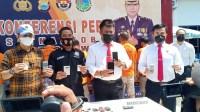 Sat Narkoba Polres Gowa Ringkus 7 Pelaku Penyalahgunaan Narkoba, Bandar Dalam Rutan Ikut Bermain