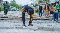 Kerap Tinjau langsung Perbaikan Jalan, Langkah Bobby Nasution Antisipasi Penyelewengan