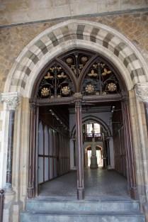 David Sassoon library - inside