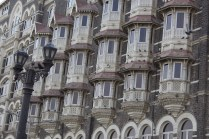 Taj Mahal hotel - where the terrorist attack took place in 2008