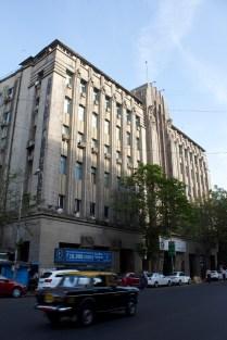 New India Assurance Building - Art Deco