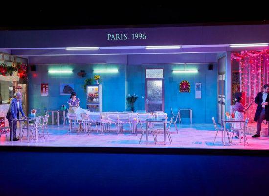 SAIGON | Caroline Guiela Nguyn | 71st edition of the Festival of Avignon 2017 | © Christophe Raynaud De Lage