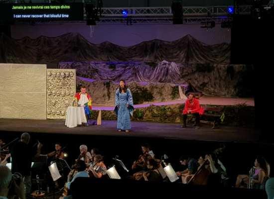 ZAUBERFLÖTE - Philip Hesketh & Bernadette Grimmett Opéra de Baugé 2019-8