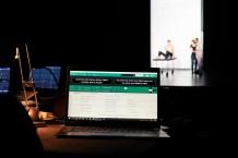 Poste de travail au Burgtheater Wien | 10-2019 © Johannes Traun