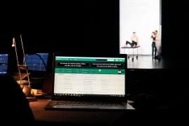 Poste de travail au Burgtheater Wien 10-2019 © Johannes Traun