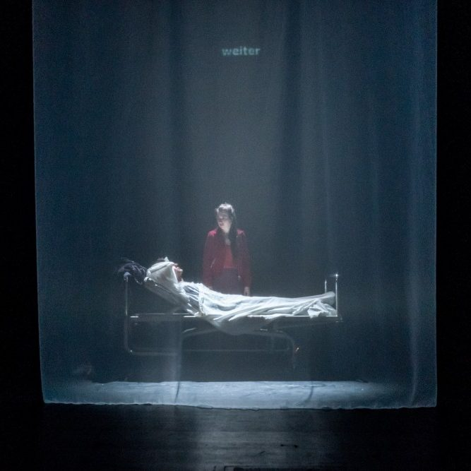 VÖGEL | Hakan Savaş Mican | Thalia Theater Hamburg 01/2020 © Krafft Angerer