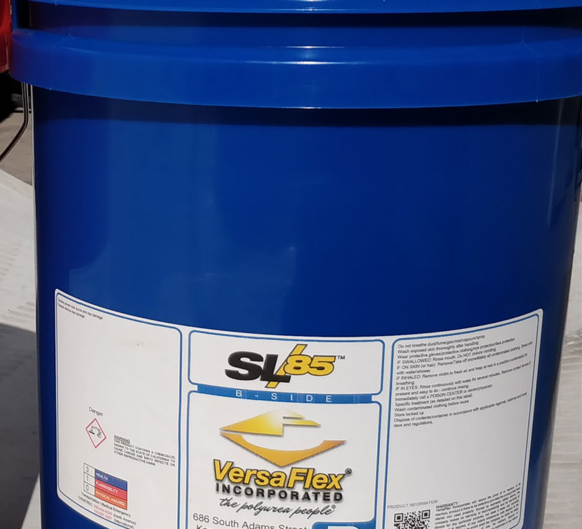 Versaflex – SL 85, B Side Only, 5 Gallon, No Pigment