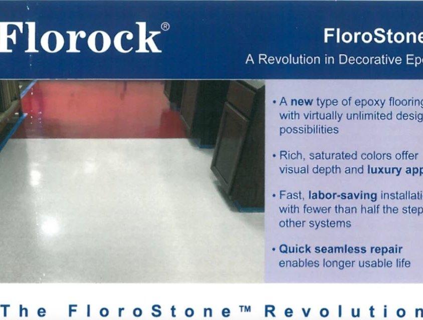Florock – FloroStone™ Part A – 1.5 Gallon