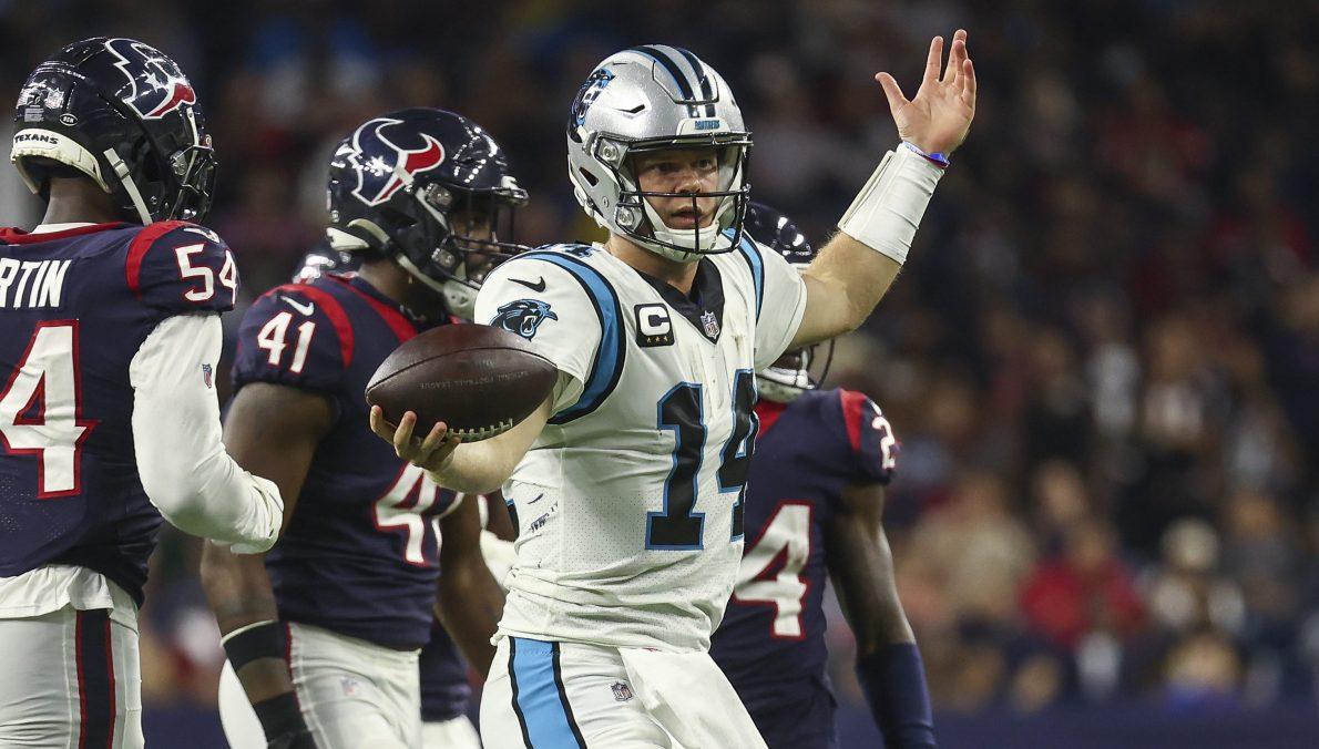 Panthers v. Cowboys 2021 odds: Carolina set to 4.5-point dogs