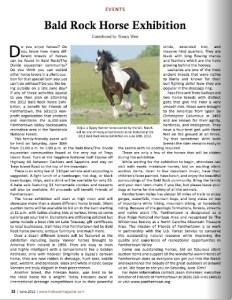 The Laurel Magazine, June 2012