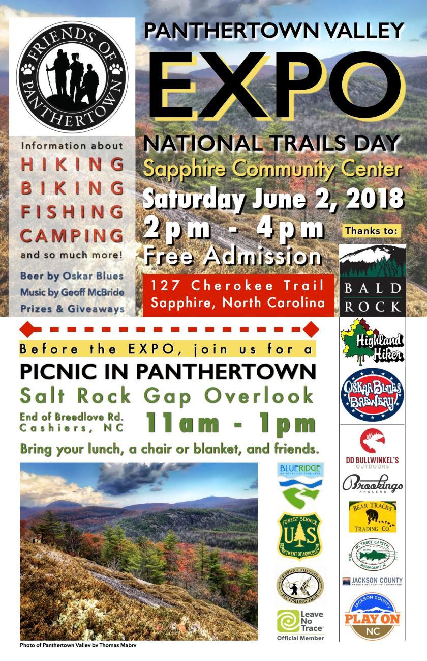 Panthertown Valley EXPO & Picnic