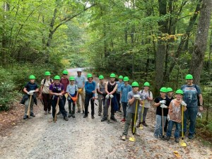 Panthertown Volunteers (2019)