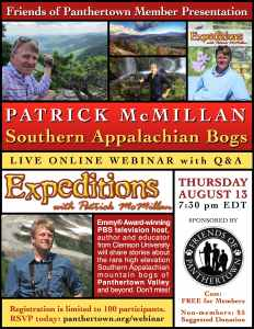 Patrick McMillan Event August 13