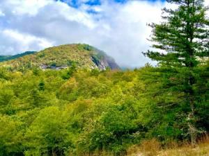Big Green Mountain Panthertown (September 2020)