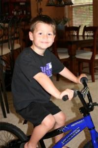 big kid bike!