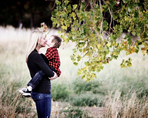 Kisses again