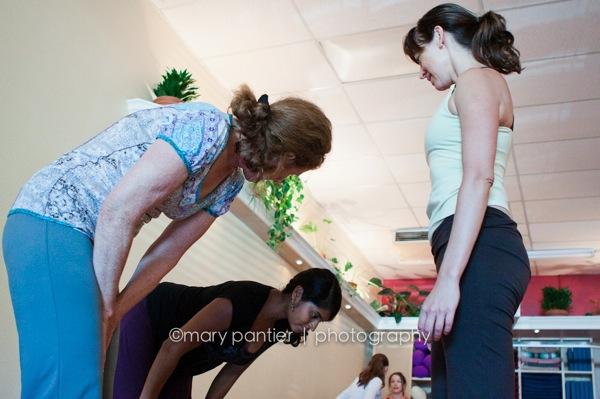 20110513 De West Yoga Day 2 35