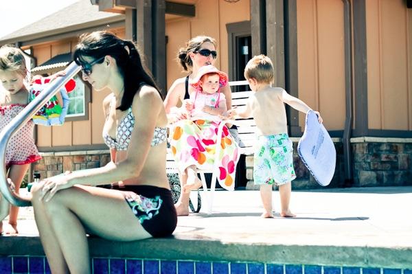 20110816 Sleepover Swim Day 17
