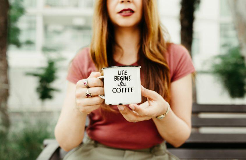Mocha Bullet Coffee.